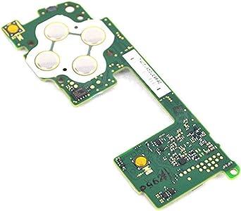 Placa base lado derecho para Nintendo Joy-Con, módulo de circuito PCB placa de juego Gaming Switch placa base: Amazon.es: Iluminación