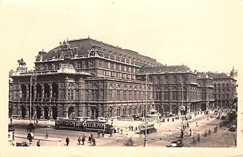 Oper Wien I Austria Postcard