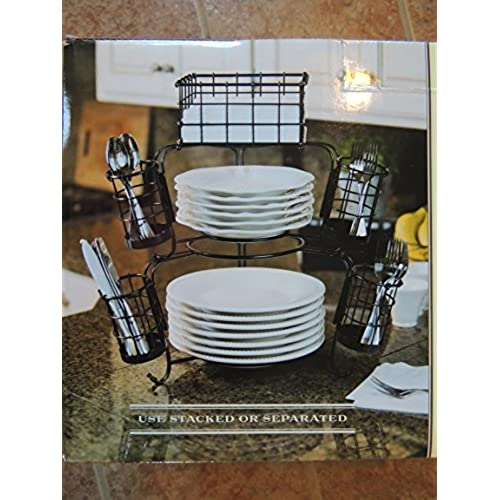 Buffet Plate Holder: Amazon.com