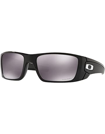 f46bbeda3524 Oakley Men's OO9096 Fuel Cell Rectangular Sunglasses