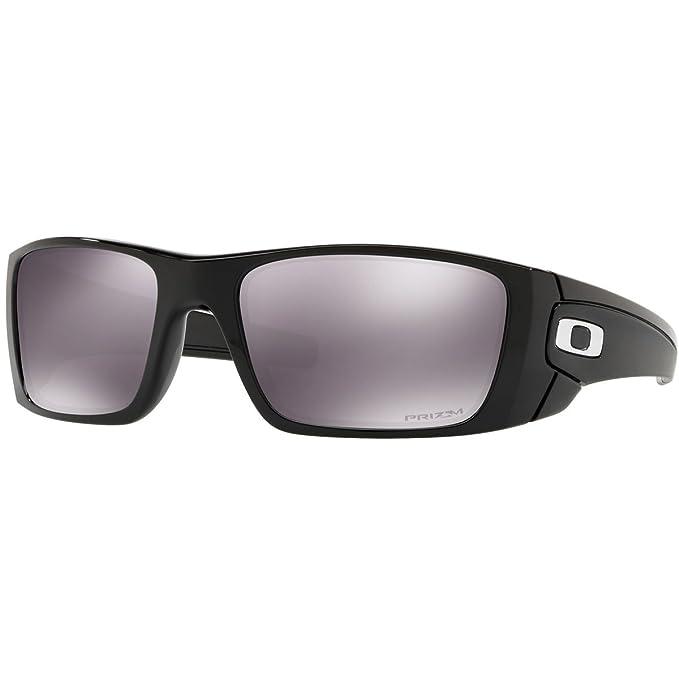 Oakley Fuel Cell 9096j5 Gafas de sol, Polished Black, 60 ...