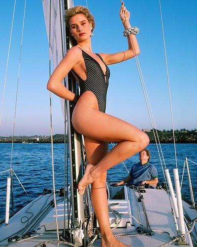 Nicollette sheridan legs