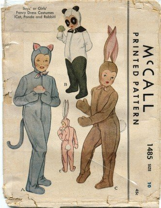 McCal (Halloween 1940 Costumes)