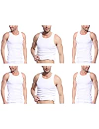 "<span class=""a-offscreen"">[Sponsored]</span>Men's Classics V-neck Teemens A-shirt Tank Top Knit Undershirts"