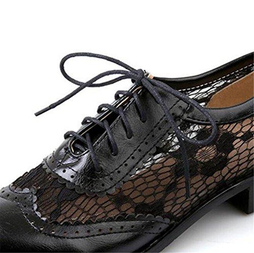 37 BLACK XIE bajo del Tacón de 38 Dedo con Cerrados Bajos al Hueco pie Zapatos Sandalias Zapatos del Agua Resistente wU4BxwHqF