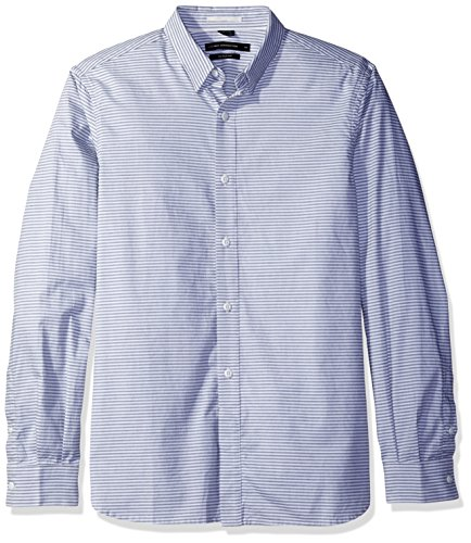 french-connection-mens-horizontal-oxford-ombre-blue-xxl