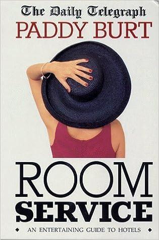 Room Service by Paddy Burt (2000-03-15): Amazon.com: Books