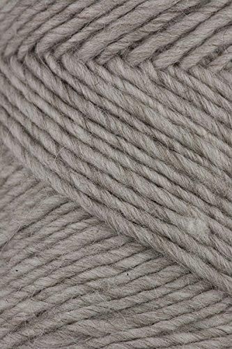 (Brown Sheep - Lambs Pride Worsted Knitting Yarn - Sandy Heather (#)