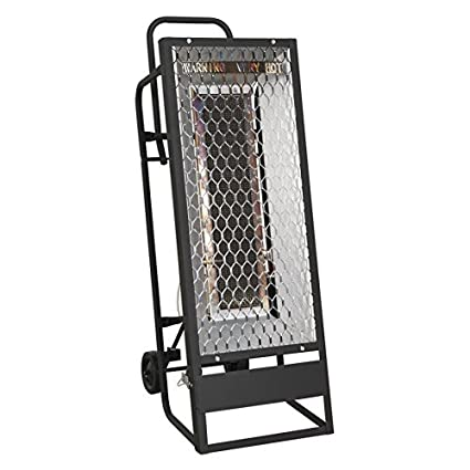 Sealey LPH35 espacio Industrial para calentador de agua calentador de gas de propano de 35,