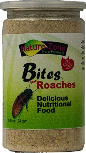 Zone Nature Pet (Nature Zone Bites Roach Fine Ground Food, 8.5 oz)