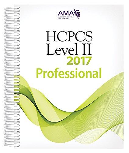 1622024117 - HCPCS 2017 Level II, Professional Edition (HCPCS - LEVEL II CODES (AMA VERSION)) (Hcpcs Level II (American Medical Assn))