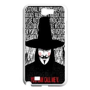 [StephenRomo] For Samsung Galaxy Note 2 -V For Vendetta PHONE CASE 10