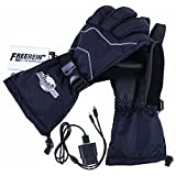 Heated Gear Gloves Kit, Black