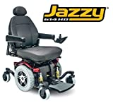 Pride Mobility JAZZY614HD Jazzy 614 HD Electric Wheelchair