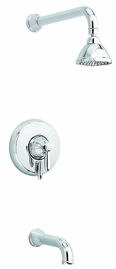 Toto TS756PVSW-CP Mercer Shower and Bath Trim (Chrome), Trim ...