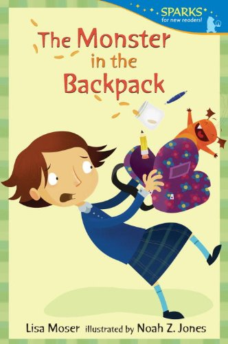 Price comparison product image The Monster in the Backpack: Candlewick Sparks