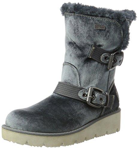 s.Oliver WoMen 26468 Boots Grey (Steel)