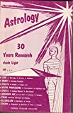 img - for Astrology 30 Years Research book / textbook / text book