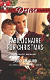 A Billionaire for Christmas, Janice Maynard, 0373732848