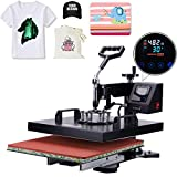 Best 15x15 Heat Presses - APWONE Heat Press 15x15 Inch Heat Press Machine Review