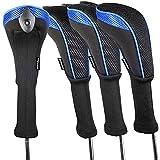 Amazon.com: Andux - Juego de 3 fundas para cabezas de palos ...