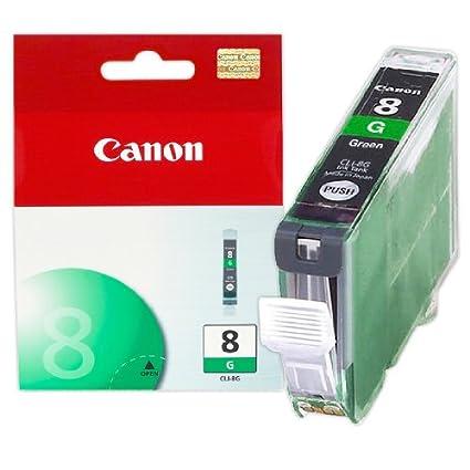 cnmcli8g - Canon CLI-8 Verde Tanque de Tinta para Pixma Pro 9000 ...