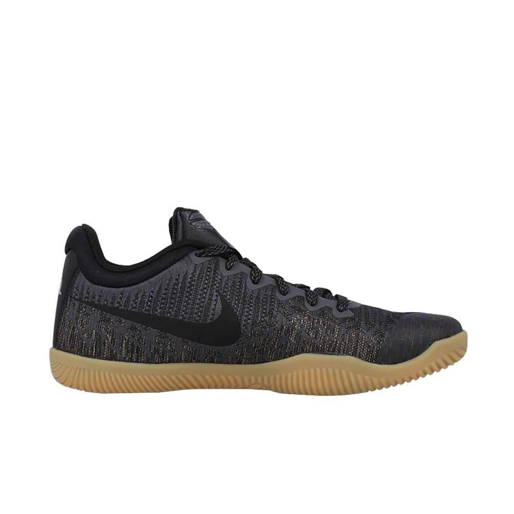 b4723221fea Galleon - Nike Mens Kobe Mamba Rage Premium Basketball Shoes (Black Gold