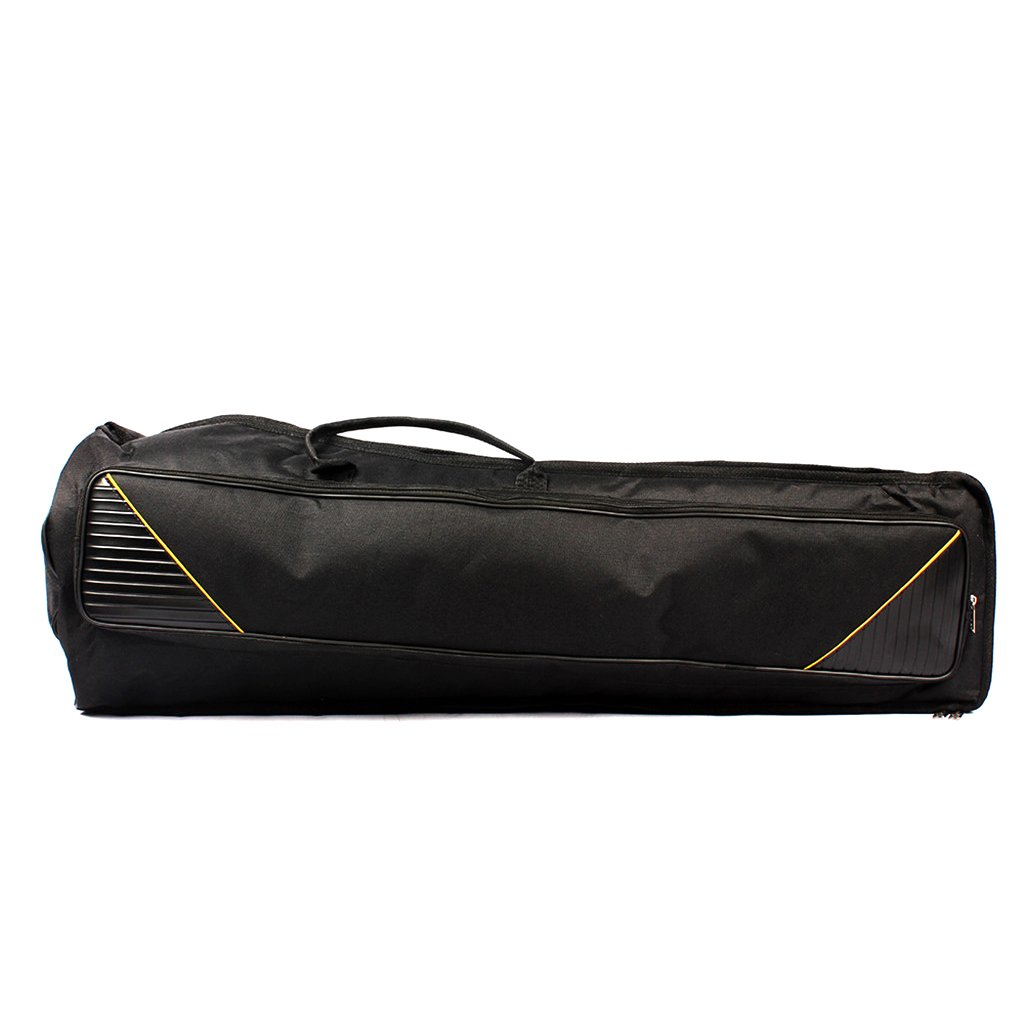 Dovewill Black Oxford Fabric Tenor Trombone Gig Bag Musical Instrument Protection Accessory by Dovewill (Image #6)