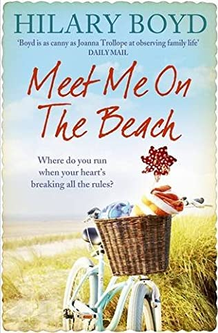 book cover of Meet Me on the Beach