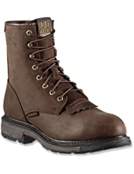 Ariat Mens Workhog 8 Inch H2O Composite Toe Boot
