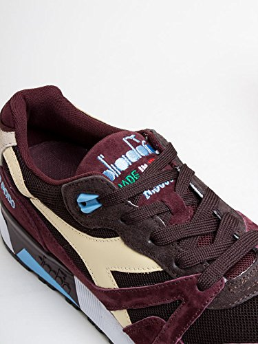 Diadora - Zapatillas de skateboarding para hombre AFTER DARK DECADENT CHOCOLATE