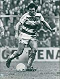 Vintage photo of Gerry Francis.