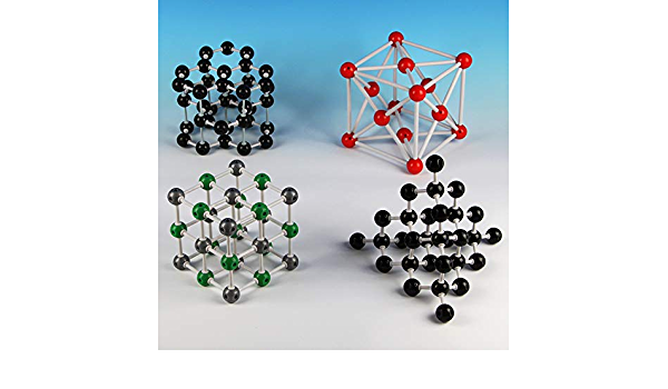 ZLF Sodium Chloride Crystal Model Chemical Molecular Structure Model Teaching Content Demonstration Educational Tools