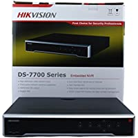 Hikvision DS-7716NI-I4/16P 16CH Embedded Plug&Play 4K NVR Network Video Recorder up to 6TB HDD (Not Included) English Version