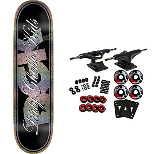 DGK Skateboard Complete Fancy Foil 8.25