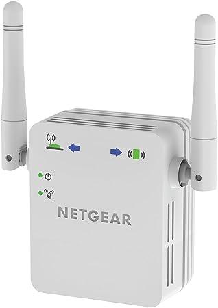 NETGEAR WN3000RP-200PES Répéteur Wifi N300 Transformez les zones mortes en zones couvertes