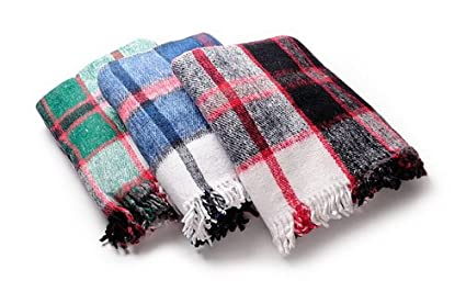 d1e32d652d Amazon.com   Hugger Mugger BT-Recycled-Plaid-Multi Recycled Plaid ...