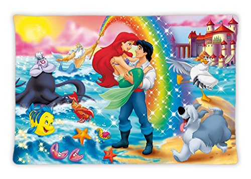 LeyPped Modern Design The Little Mermaid Princess Ariel Them