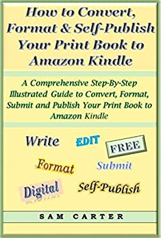 How to print kindle books