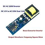 DC-AC 150W Inverter DC 12V to AC 220V Dual 110V