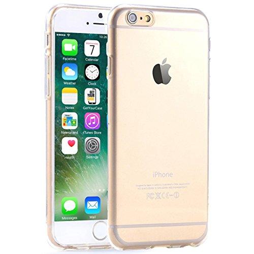 wortek Crystal Case Schutzhülle iPhone 7 Hartschale transparent