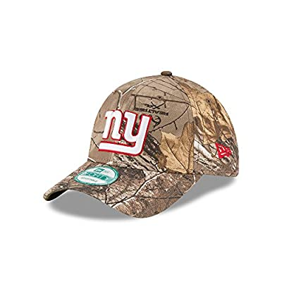 New Era Men's The League 9Forty NY Giants Adjustable Camouflage Baseball Hat