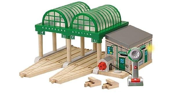 99 393 RC2 - Thomas Estación Knapfort: Amazon.es: Juguetes y juegos