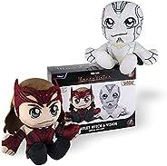 Bleacher Creatures Marvel's WandaVision Limited Edition Kuricha Pack: Vision & Scarlet Witch Kuricha P