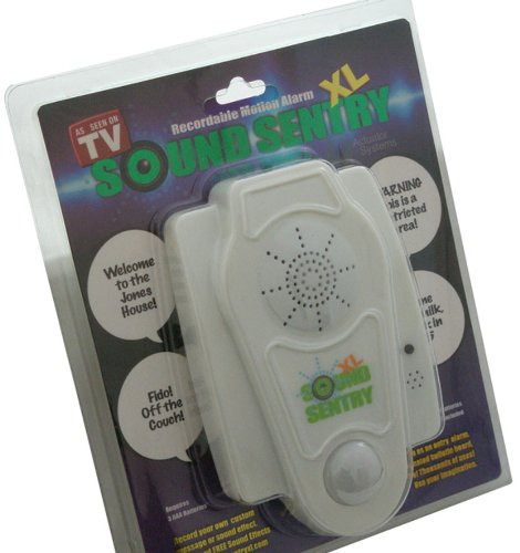 Sound Sentry Recordable Motion Bubble product image