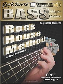 Rock House Bass Guitar Master Edition Complete: Beginner