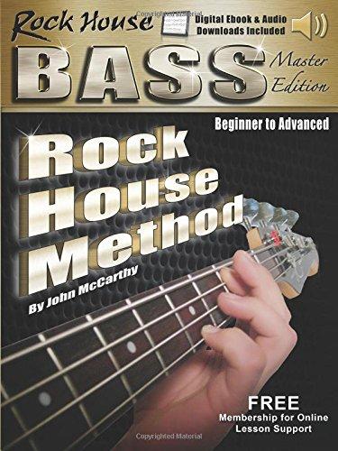 Rock House Bass Guitar Master Edition Complete: Beginner - Advanced
