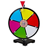 12 Inch Color Dry Erase Prize Wheel By Midway