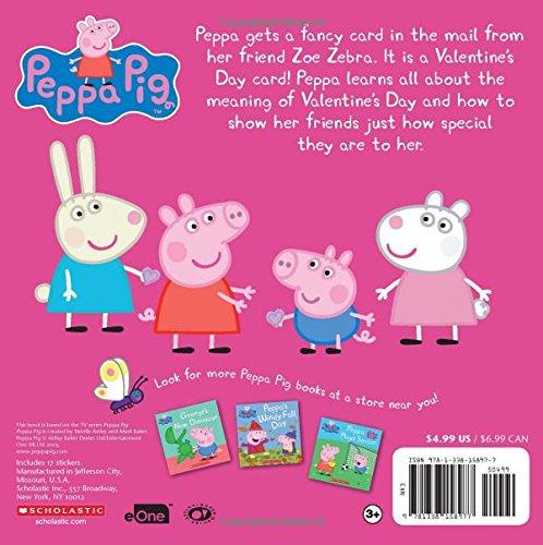 Good Peppau0027s Valentineu0027s Day (Peppa Pig): Courtney Carbone, Eone: 9781338158977:  Amazon.com: Books