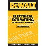 DEWALT® Electrical Estimating Professional Reference